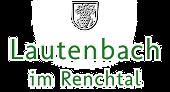 Wappen der Gemeinde Lautenbach im Renchtal